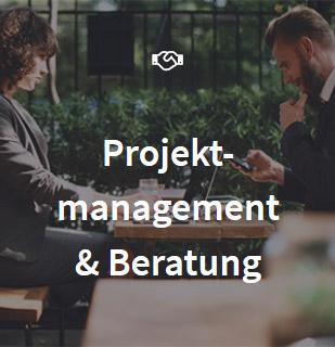 Projektmanagement und Beratung